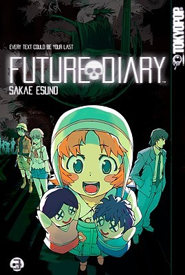Future Diary, Volume 3