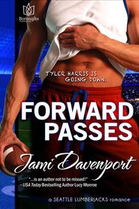 Forward Passes (Seattle Lumberjacks, #2)