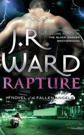 Rapture (A Novel of the Fallen Angeles, book 4)