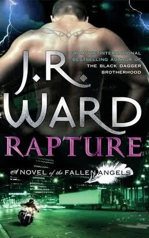 Rapture by J.R. Ward Review: Heaven & hell clash with fallen angels