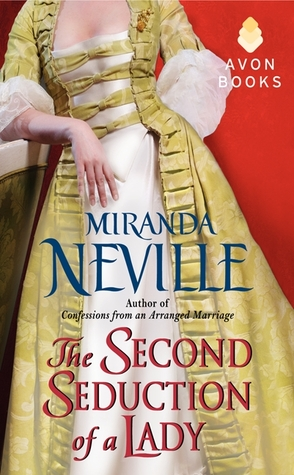 The Second Seduction of Lady by Miranda Neville