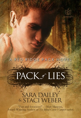 Book Review: Pack Of Lies By Sara Dailey And Staci Weber