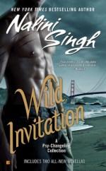 Book Review: Nalini Singh's Wild Invitation