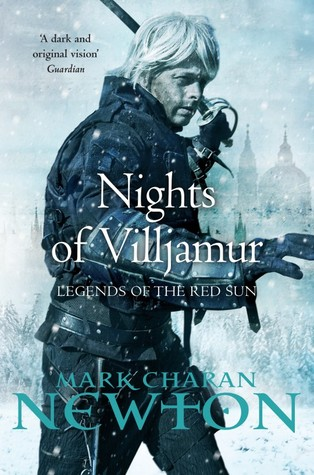 Nights of Villjamur (Legends of the Red Sun, #1)