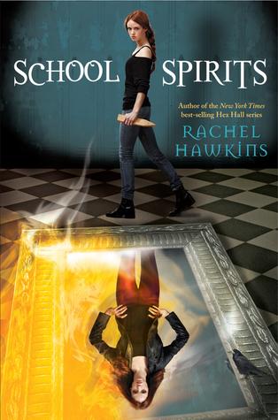 School Spirits (School Spirits, #1)