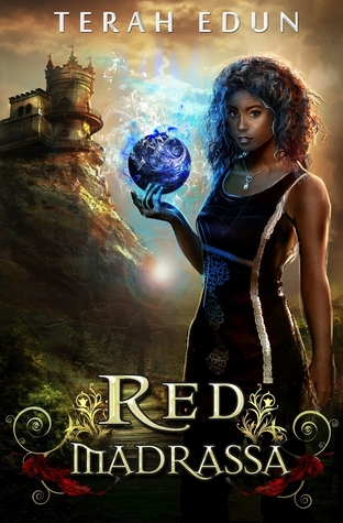 Red Madrassa by Terah Edun