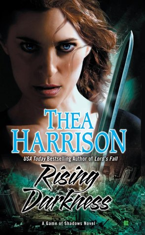 Rising Darkness (Game of Shadows, #1)