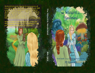 The Wizard In Wonderland - Cover A by Ron Glick