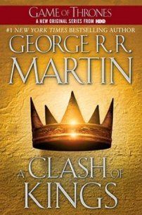 Coveret til A clash of Kings