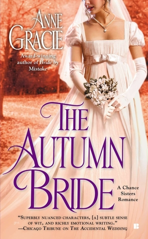 The Autumn Bride (Chance Sisters, #1)