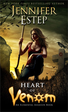 Book Review: Jennifer Estep's Heart of Venom