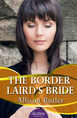 The Border Laird's Bride