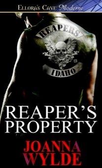 Reaper's Property (Reapers MC, #1)