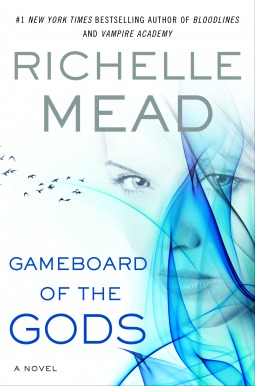 4 Stars: Gameboard of the Gods by Richelle Mead ARC