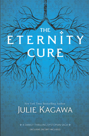 The Eternity Cure (Blood of Eden, #2) julie Kagawa review