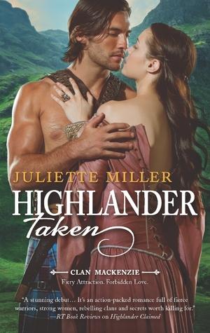 Highlander Taken (Clan Mackenzie, #2)