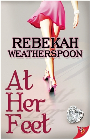at her feet book