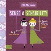 Sense and Sensibility: A BabyLit Opposites Primer