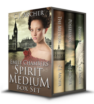 The Emily Chambers Spirit Medium Trilogy
