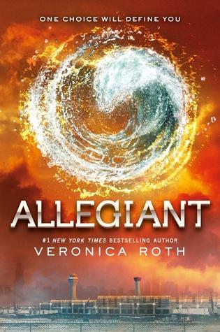 Allegiant (Divergent, #3)