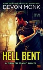 Book Review: Devon Monk's Hell Bent