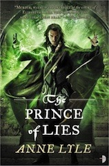 The Prince of Lies (Night's Masque, #3)