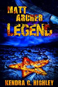Matt Archer: Legend (Matt Archer #3)