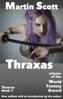 Thraxas (Thraxas, #1)