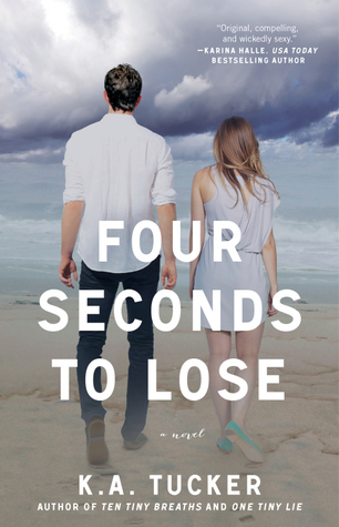 New Adult Reviews #1: Four Seconds to Lose by K.A. Tucker & Ricochet by Krista & Becca Ritchie