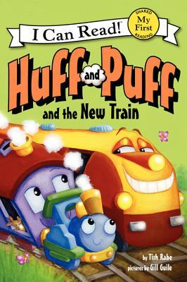 Huff and Puff and the New Train