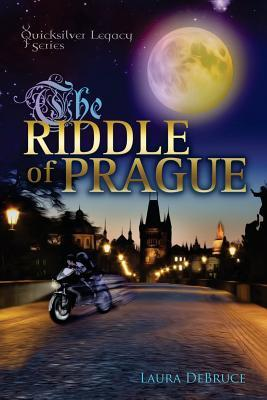 BLOG TOUR REVIEW:  The Riddle of Prague by Laura Debruce