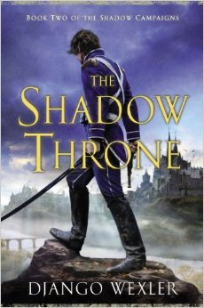 The Shadow Throne (The Shadow Campaigns, #2)