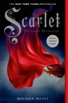 Scarlet (The Lunar Chronicles, #2)