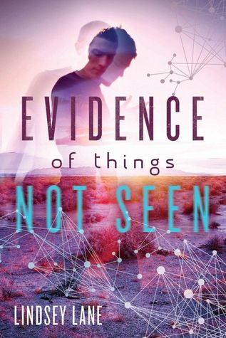 Evidence Of Things Not Seen by Lindsey Lane | Book Review