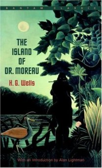 The Island of Dr. Moreau for Sci-Fi & Horror Blind Grabs
