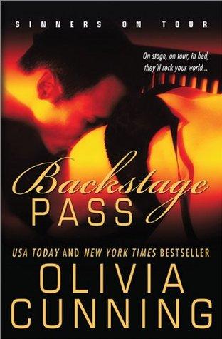 Recensie: Backstage Pass van Olivia Cunning