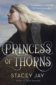 Princess of Thorns by Stacey Jay Giveaway