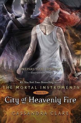 City og Heavnely Fire - Cassandra Clare