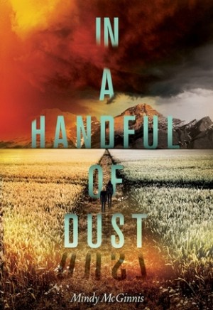 #Printcess review of In a Handful of Dust by Mindy McGinnis
