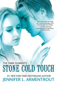 Stone Cold Touch by Jennifer L Armentrout