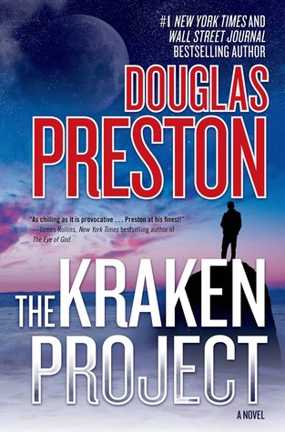 The Kraken Project (Wyman Ford, #4)