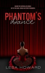 {Review} Phantom's Dance by Lesa Howard @LesaBoutin