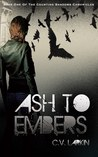 Ash to Embers (Courting Shadows, #1)