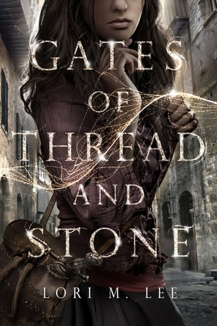{Guest Post+Giveaway} Gates of Thread and Stone by @LoriMLee