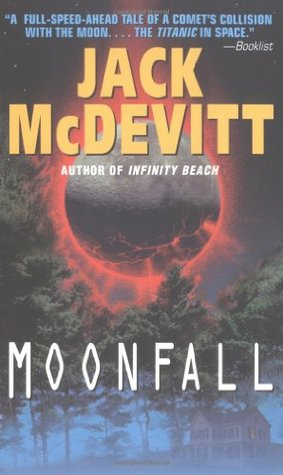 Moonfall - For Science Fiction and Horror Summer Reads Post
