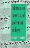 Information Theory and Molecular Biology