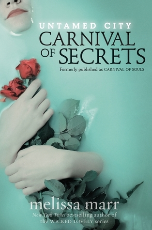Carnival of Secrets by Melissa Marr Review: Daimons and witches