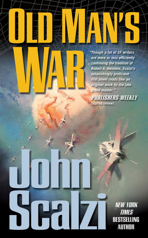 Old Man's War by John Scalzi | REVIEW