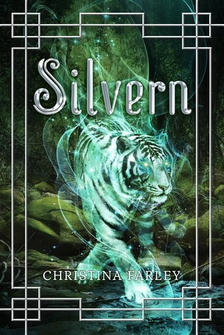 Book Blast: Silvern