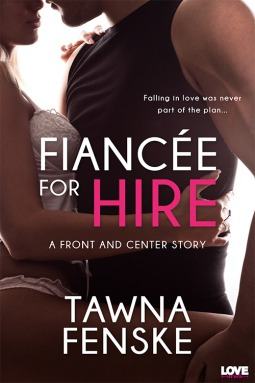 {Review} Fiancee For Hire by @tawnafenske @LovestruckEP
